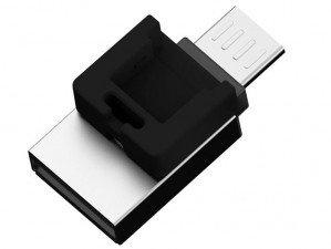 Silicon Power Mobile X20 USB OTG Flash Drive 8GB