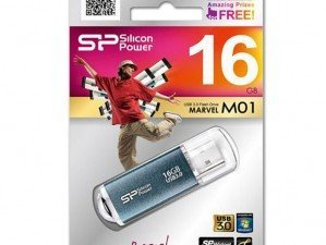 Silicon Power Marvel M01 16GB FLASH MEMORY