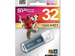 Silicon Power Marvel M01 32GB flash memory