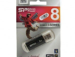 Silicon Power Ultima II I-Series 8GB FLASH MEMORY