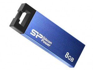 Silicon Power Touch 835 8GB flash memory