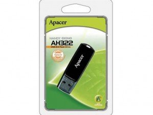 Apacer AH322 8GB flash memory