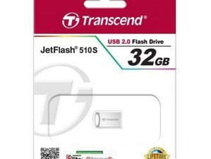Transcend JetFlash 510S 32GB flash memory
