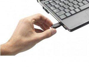 SanDisk Cruzer Blade 8GB flash memory