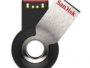 فلش مموری SanDisk Cruzer Orbit 32GB