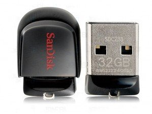 فلش مموری Sandisk Cruzer Fit USB 2.0 32Gb