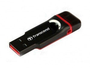 فلش مموری  Transcend JetFlash 340 USB 2.0 OTG 32GB