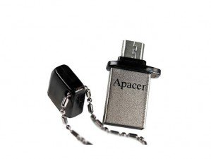 Apacer AH175 OTG 16GB flash memory