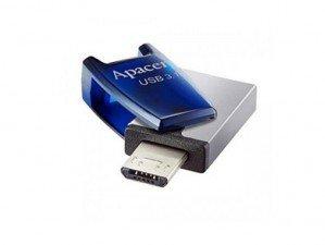 Apacer AH179 OTG 16GB flash memory