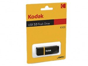 Emtec Kodak K103 USB Flash Memory - 32GB