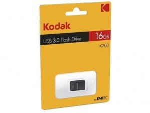 Emtec Kodak K703 USB Flash Memory - 16GB