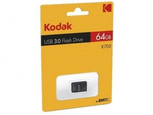 Emtec Kodak K703 USB Flash Memory - 64GB