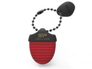 Silicon Power Jewel J30 USB Flash Memory - 32GB