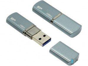 Silicon Power Marvel M50 USB Flash Memory - 32GB
