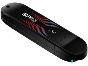 Silicon Power Blaze B10 USB Flash Memory - 64GB