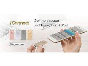 Pqi i-Connect Lightning USB Flash Memory - 16GB