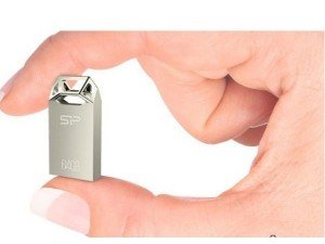 Silicon Power Touch T50 USB Flash Memory - 16GB