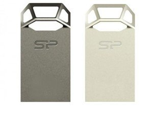 Silicon Power Touch T50 USB Flash Memory - 8GB
