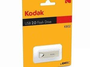 Emtec Kodak K802 USB Flash Memory - 8GB