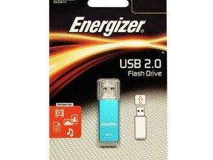 Energizer Metal USB Flash Memory - 8GB