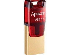 Apacer AH180 USB Type-C Flash Memory - 64GB