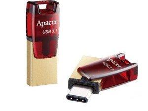 فلش مموری Apacer AH180 USB Type-C 64GB