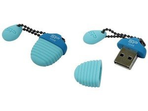 Silicon Power Touch T30 USB Flash Memory - 16GB