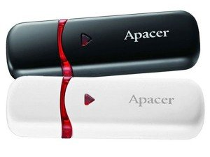 Apacer AH333 USB Flash Memory - 8GB