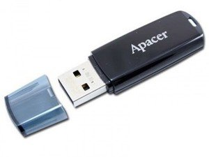 فلش مموری Apacer AH322 64GB