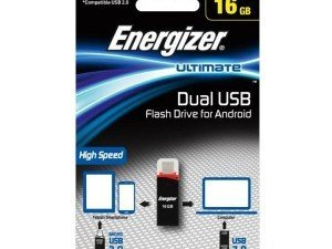 Energizer Ultimate OTG USB Flash Memory 16GB