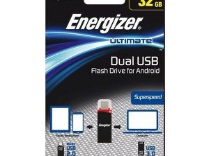 Energizer Ultimate OTG USB Flash Memory 32GB