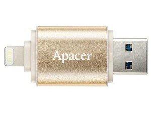 Apacer AH190 Lightning USB Flash Memory 64GB