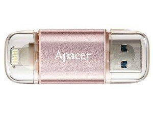 Apacer AH190 Lightning USB Flash Memory 64GB