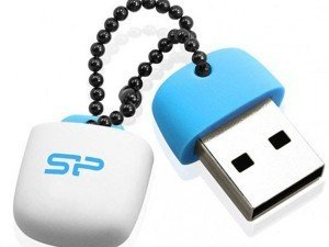 Silicon Power Touch T07 USB Flash Memory 8GB
