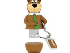 فلش مموری Kodak Yogi Bear HB104 USB Flash Memory 8GB