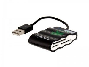 دستگاه کارت خوان Siyoteam Memory Card Reader/Writer USB All in One SY-633
