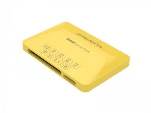دستگاه کارت خوان Siyoteam Memory Card Reader/Writer USB All in One SY-C2