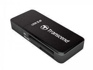 رم ریدر ترنسند Transcend RDP5 USB 2.0 Card Reader