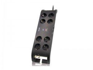 محافظ لوازم الکترونیکی فیلیپس با 8 خروجی و توان 3600 ژول