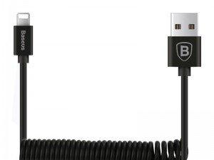 کابل شارژ و انتقال داده لایتنینگ بیسوس Baseus Elastic Lightining Data Cable