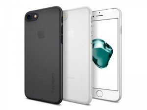 محافظ ژله ای اسپیگن Spigen AirSkin Case For Apple iPhone 7