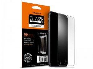 محافظ صفحه نمایش شیشه ای اسپیگن Spigen GLAS.tR Slim HD Screen Protector For Apple iPhone 7
