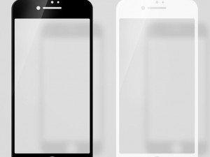 محافظ صفحه نمایش شیشه ای نیلکین Nillkin 3D CP+ MAX Glass Screen Protector For Apple iphone 7