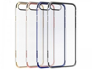 قاب محافظ ژله ای بیسوس Baseus Super Slim Shining Case For Apple iPhone 7