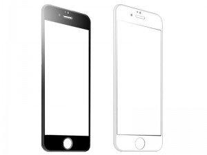 محافظ صفحه نمایش شیشه ای موکول Mocoll Full Cover Tempered Glass For iphone 7