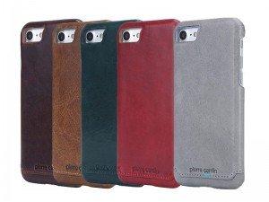 قاب محافظ چرمی آیفون Pierre Cardin PCS-P03 Apple iphone 7
