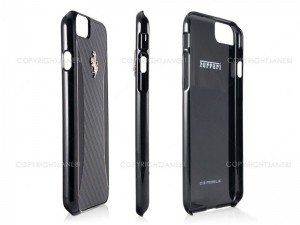 قاب محافظ CG Mobile Ferrari Carbon Fiber Case For Apple iPhone 7