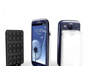 شارژر همراه گوشی های هوشمند Power Skin POP'n