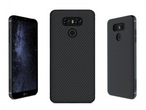 قاب محافظ نیلکین Nillkin Synthetic fiber Case For LG G6