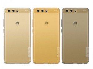 قاب محافظ ژله ای نیلکین Nillkin Nature TPU Case For Huawei P10